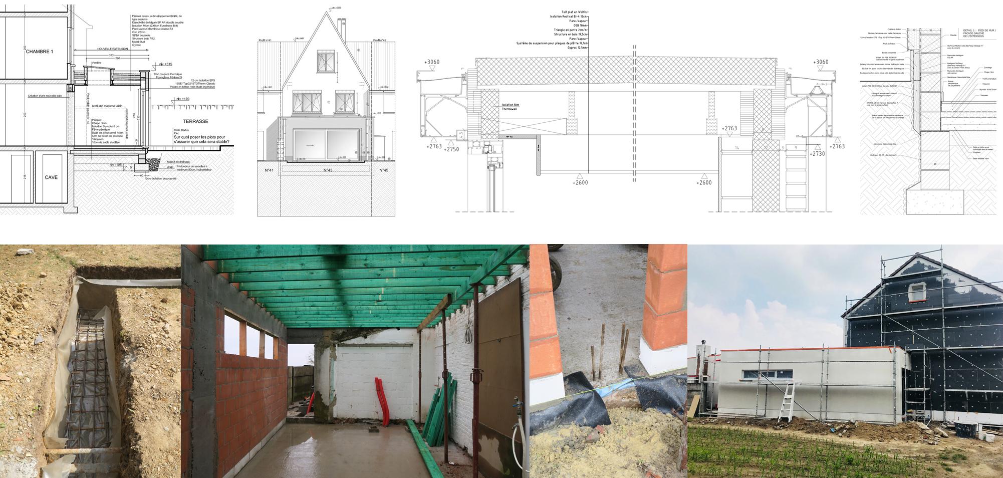 Architecte Woluwe-Saint-Lambert permis urbanisme