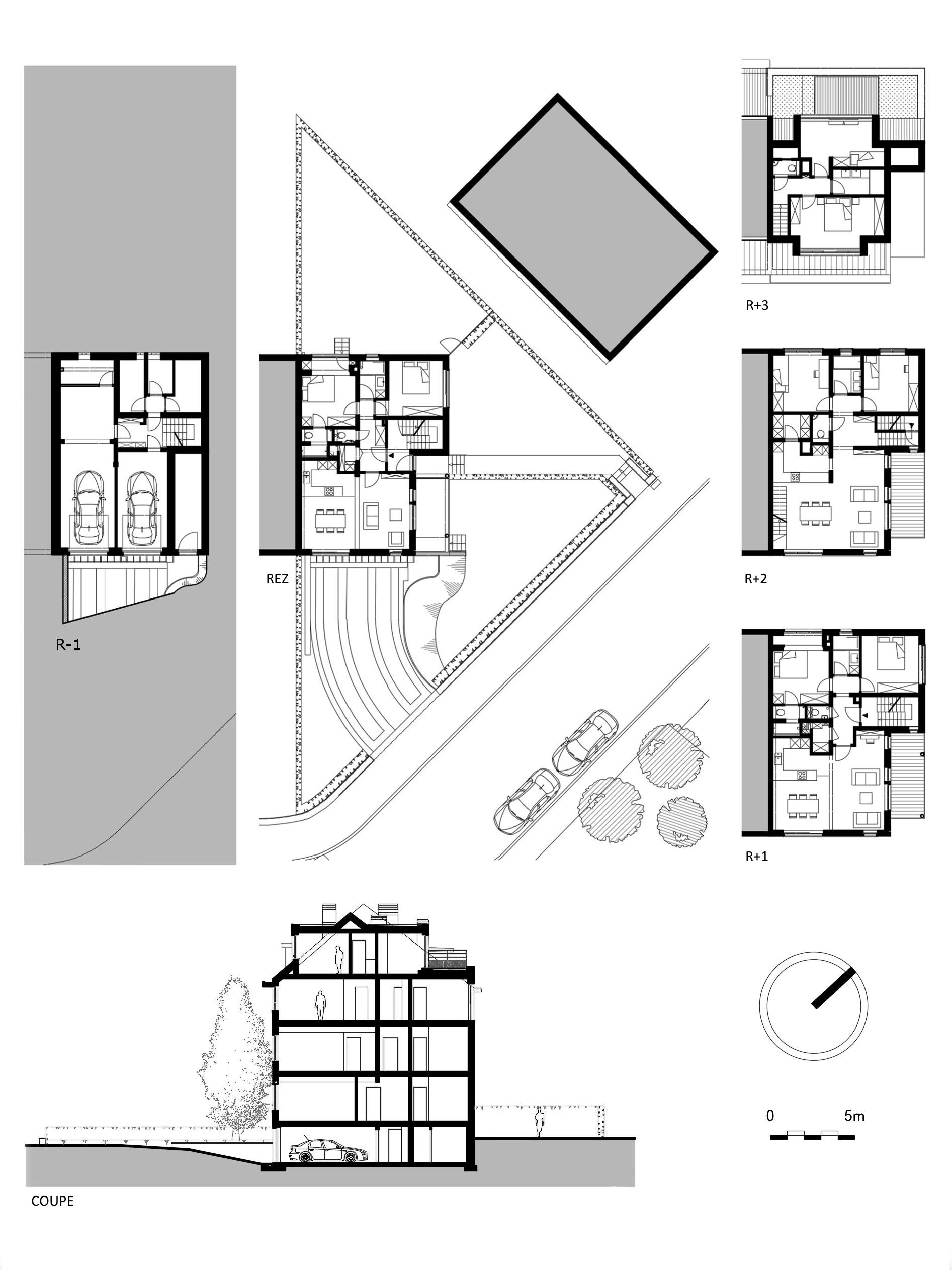 Uccle 194 Vmar Architectes